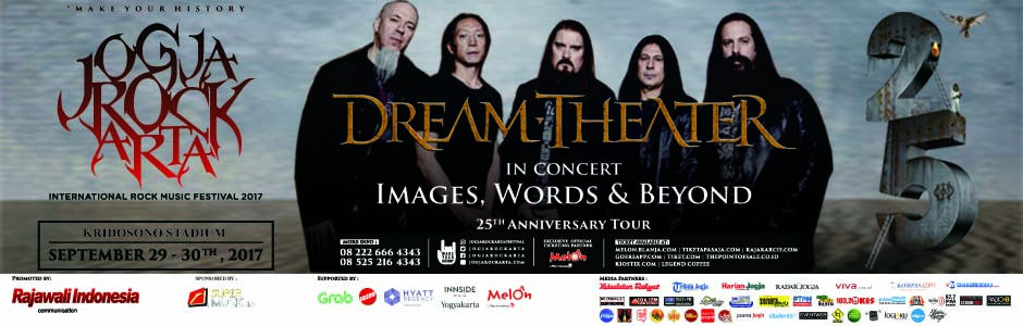 JogjaROCKarta - Dream Theater