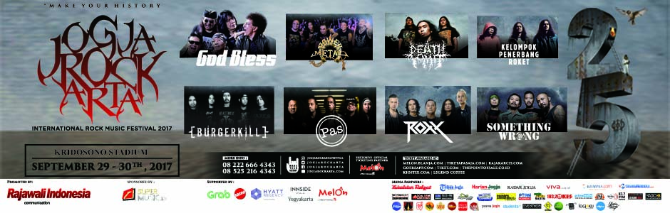 JogjaROCKarta - International Rock Music Festival